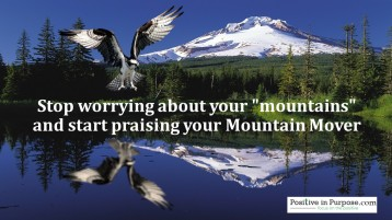 praise your mountain maker